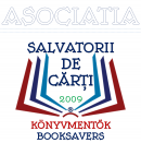 Salvatorii de carti – Könyvmentők – Booksavers
